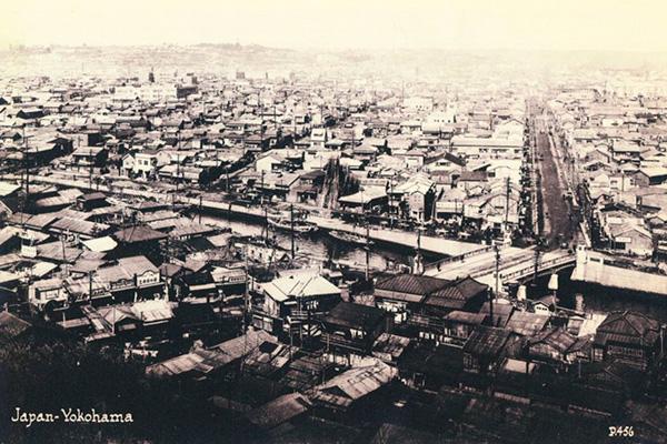 昔の石川町