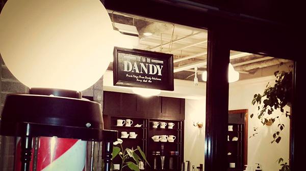理髪店DANDY